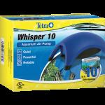 tera whisper air pumps